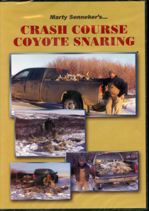 Marty Senneker's Coyote Snaring Vol 2