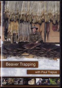Beaver Trapping DVD