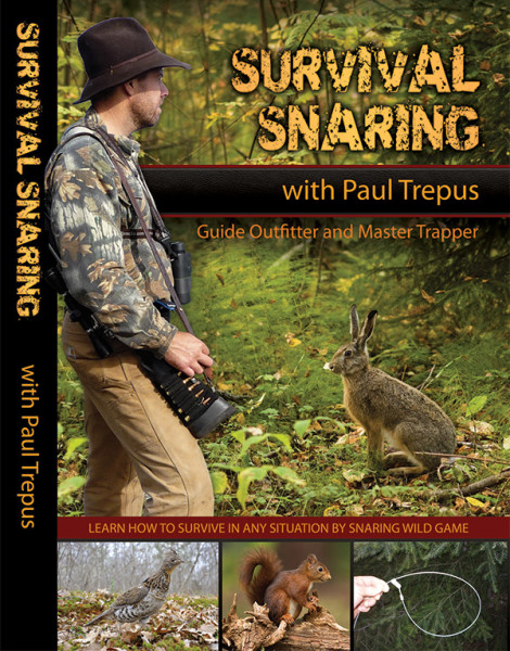 Survival Snaring DVD