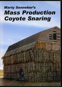 Marty Senneker's Coyote Snaring Vol 1
